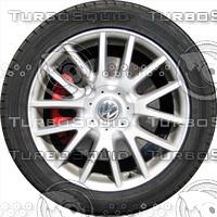 Wheel 202