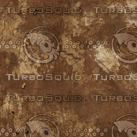 Distressed brown paper texture