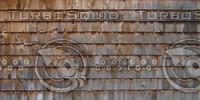 Cedar roof shingles texture