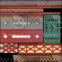 Gingerbread Texture Set