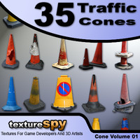 Traffic Cones Volume 1
