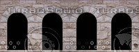 Tileable Stone Arches