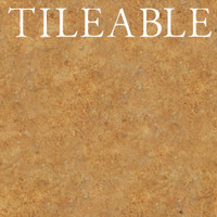 Tileable tan leather texture