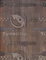 2 oak doors texture