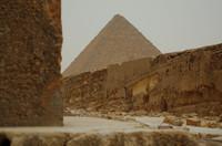 Egyptian Pyramids - Background