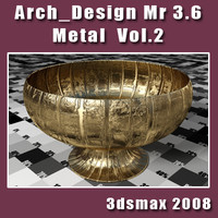 Arch e Design Collection Vol.2 Mental ray 3.6