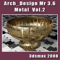Arch e Design Collection Vol.2 Mental ray 3.6