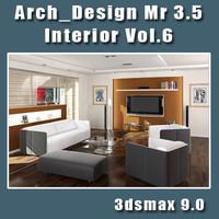 Arch e Design collection vol.6 mental ray 3.5