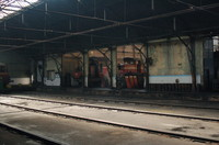 Sofia, Bulgaria - Train Depot