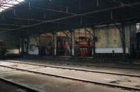 Sofia, Bulgaria - Train Depot