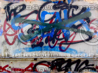 Graffiti 6 - Tileable