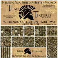 Parthenon Collection - Part Two
