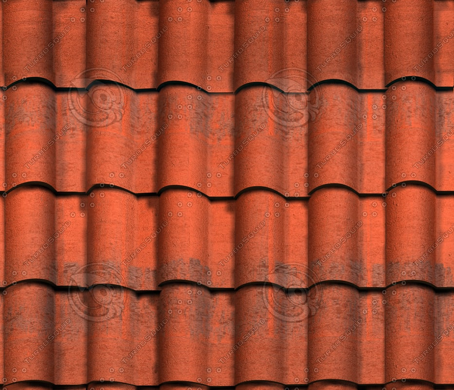 Clay Roof Tile Texture bmp roof tileable shingles