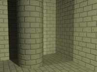 Rough Bricks