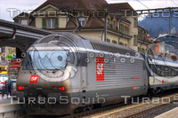 SBB RE-406 LOCO SF