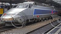 TGV ATLANTIQUE AT LAUSANNE HAUPT BAHN-HOF