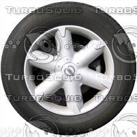 Wheel 207