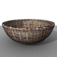Tileable Basket Texture 2