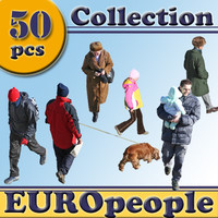 EURO PEOPLE COLLECTION 50