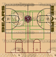 Bears Gym Floor Layout