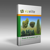 Vizelite Trees & Bushes vol. 1