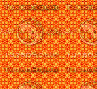 Pumpkin themed seamless textures