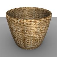 Tileable Basket Texture 3