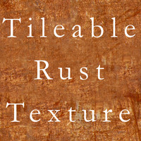 Tileable Scratched Rusty Wall Texture
