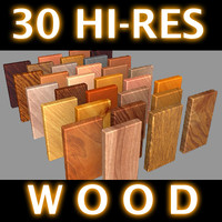 30 High Resolution Wood Textures.zip