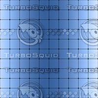 Blue tiles 2200 x 2200