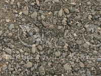 5 HI-Resolution gravel seamless textures pack