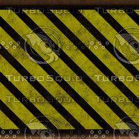 hazard - warning stripes 2048 x 2048