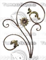 iron work texture