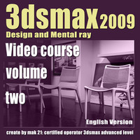 Video Workshop 3dsmax 2009 design vol.2 english