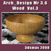 Arch e Design Collection Vol.3 Mental ray 3.6