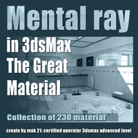 Arch e Design Mental ray 3.6 Pack V1