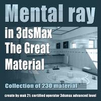 Arch e Design Mental ray 3.6 Pack V1