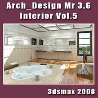 Arch e Design Collection Vol.5 Mental ray 3.6