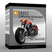 Craft 2-Wheeler Extended