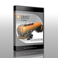 Craft Trailer