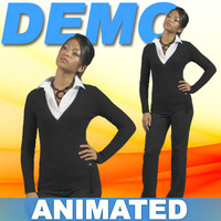 Free Animated Person