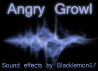 Angry growl