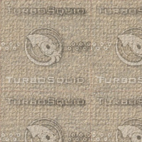 Tileable Burlap fabric texture