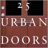 25 Urban Door Texture Set