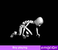 emo0006-Boy playing