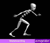emo0006-Skateboarding