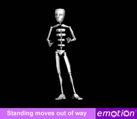 emo0006-Standing moves out of way