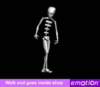 emo0006-Walk and goes inside shop