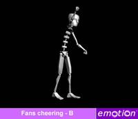 emo0007-Fans cheering - B