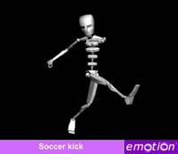 emo0007-Soccer kick